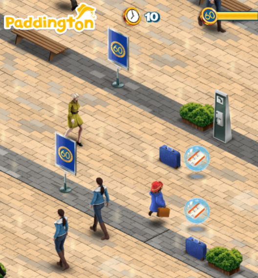 Paddington escape